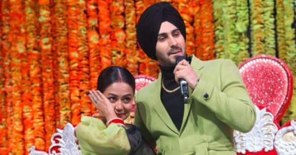 Rohanpreet Singh feels indebted to Neha Kakkar for bringing him on Indian Idol; says, 'I am standing on the biggest stage because of my wife'