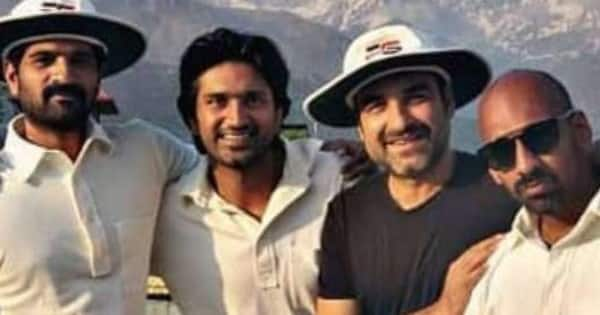 Pankaj Tripathi REVEALS he would share his stories and 'extensive knowledge' to bond with the boys on set