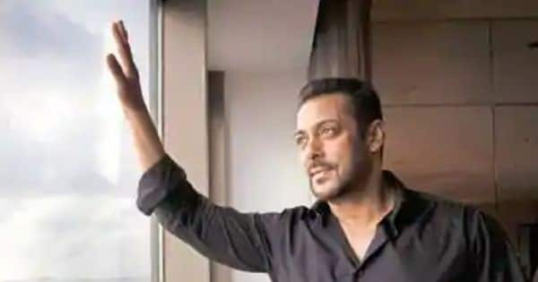 'Iss waqt main Galaxy mein nahi hun,' Salman Khan asks fans to not gather outside his residence on his birthday