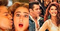 Bollywood News – Coolie No. 1: Varun Dhawan-Sara Ali Khan starrer ranks lower than Salman Khan-Jacqueline Fernandez's Race 3 on IMDB