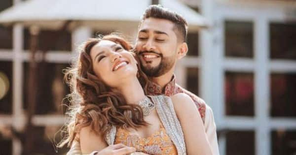 Gauahar Khan reveals Zaid Darbar proposed to her in a month; says, 'There were no second thoughts'