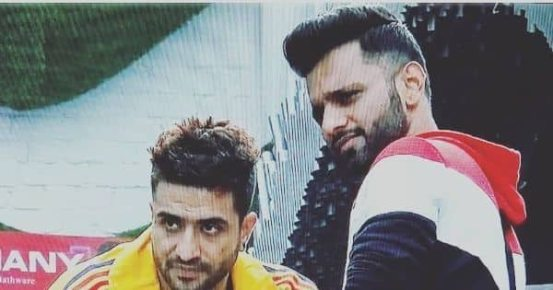 BFFs Aly Goni and Rahul Vaidya landed in JAIL
