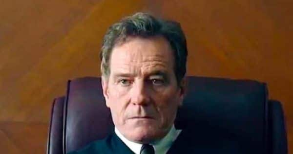 Bryan Cranston swaps the drug dens of Breaking Bad with the halls of justice in a tale that's as morally complex