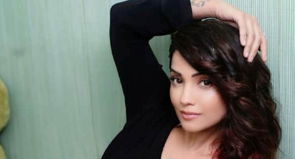 Adaa Khan spells black magic in this sexy gown — view pics