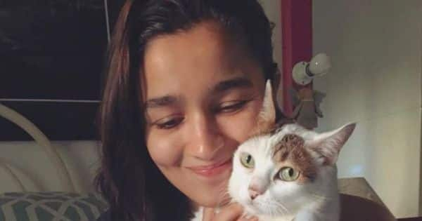 Alia Bhatt bids adieu to her cat, Sheeba, as she passes away – view pics