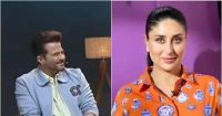 Anil Kapoor leaves Kareena Kapoor Khan speechless when she asked him about pay disparity; says, 'You toh took a lot of money from me'