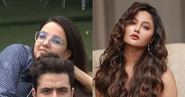 Did Jasmin Bhasin and Aly Goni badmouth Rashami Desai after she finished her conversation with Vikas Gupta?