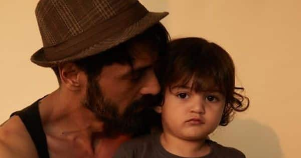 Arjun Rampal OPENS up for the 1st time on son Arik; says, 'Once you meet him you'll know what a charmer he is' [Exclusive]