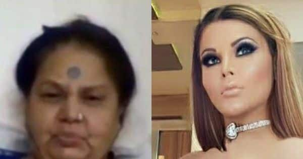 Rakhi Sawant's mother Jaya reveals that Ritesh is taking care of her medical bills; says, 'He is trying hard to come to India'