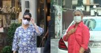 Kareena Kapoor seen in Juhu, Jaya Bachchan gets angry at photographers