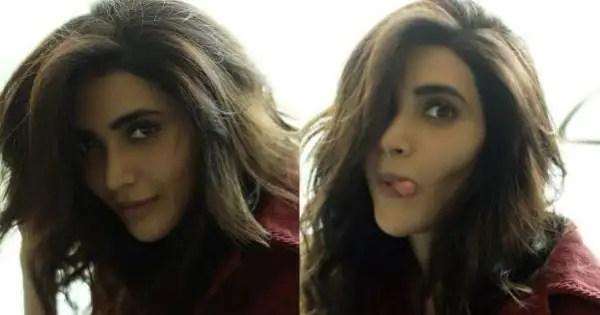 Let Karishma Tanna teach you the art of posing and having fun – view pics