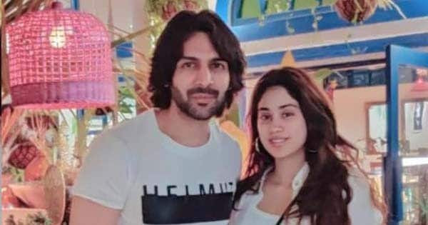Have alleged couple Kartik Aaryan and Janhvi Kapoor called it quits? Their 'follow-unfollow' game hints so