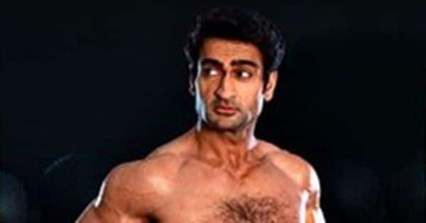 Kumail Nanjiani ACCUSED by netizens of using steroids to beef up for Marvel's The Eternals — read tweets