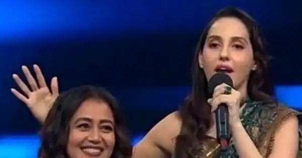 Nora Fatehi calls Neha Kakkar a 'gem' in an old video; says, 'Neha ke bina music industry kuch nahi hai' sparking hilarious memes