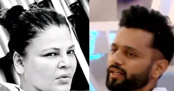 'Hamare hote hue ab captain banke dikha do,' Rahul Vaidya calls Rakhi Sawant the worst captain ever