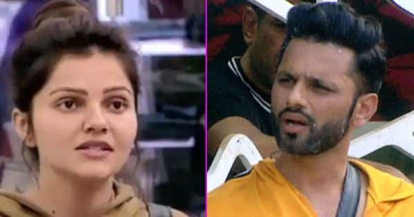 Rahul Vaidya calls Rubina Dilaik 'Nala Sopara Ki Queen', this is how social media reacted — read tweets