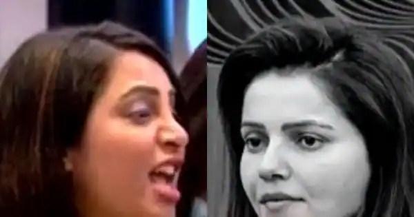 'Log tujhse darte honge, main nahi darti,' Arshi Khan LASHES out at Rubina Dilaik