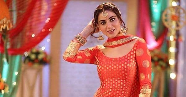 Shraddha Arya's Punjabi kudi look sets the internet on fire – view pics