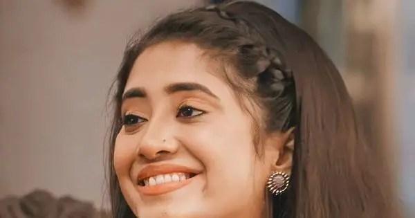 Shivangi Joshi aka Sirat's cute expressions will make you fall in love