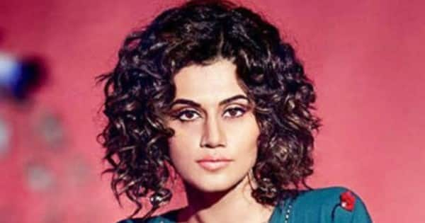 Bollywood News – Taapsee Pannu's heart-breaking revelation about Bollywood's male leads