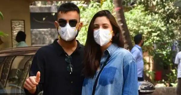 Anushka Sharma and Virat Kohli make their first public appearance post baby's arrival