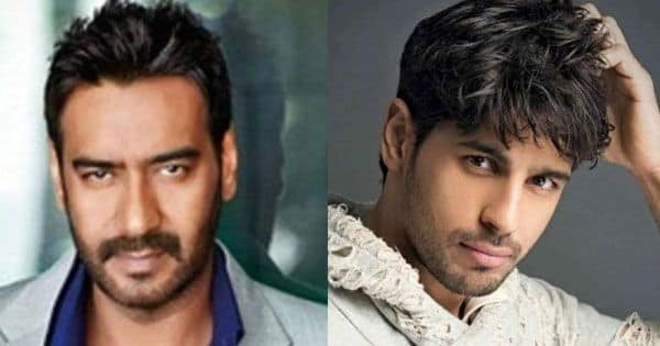 Ajay Devgn and Sidharth Malhotra team up for Indra Kumar's slice-of-life comedy titled Thank God