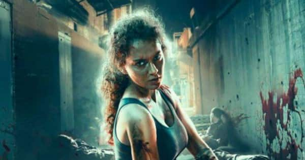 Kangana Ranaut's Agent Agni is ready for bloodshed as she announces the release date