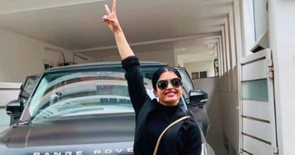 Rashmika Mandanna expresses her gratitude to fans after buying a swanky SUV; says, 'Thank you for being a part of this journey'