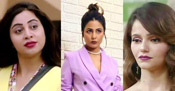 Arshi Khan's best friend REACTS to Rubina Dilaik's derogatory remark; says, 'She is behaving like Hina Khan in season 11'