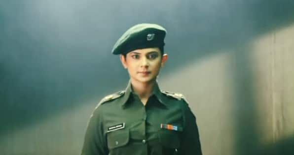 Jennifer Winget announces that filming will start soon as she salutes our forces on Army Day