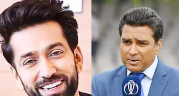 Nakuul Mehta's upset with Sanjay Manjrekar's commentary in the India-Australia series; terms him a 'Nagging uncle'
