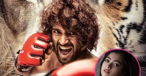 Rashmika Mandanna labels Vijay Deverakonda's first look 'KILLER'; says, 'I legit will be on my feet whistling and dancing'