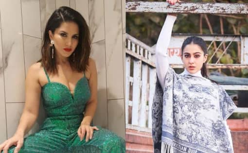 Sara Ali Khan, Sunny Leone, Karishma Tanna take our breath away