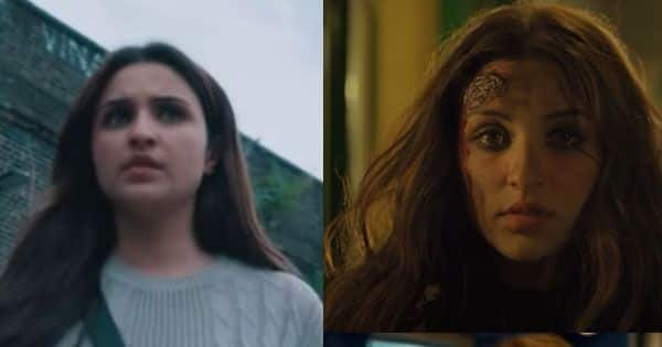 Parineeti Chopra's expressions steal the show in this 20 second video