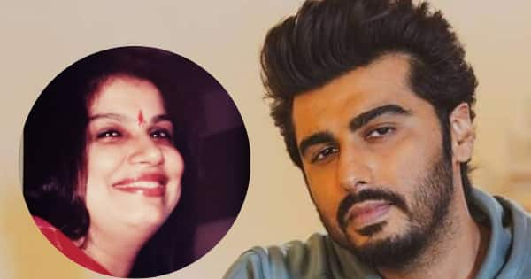 Arjun Kapoor's heartfelt post for his mother on her 9th death anniversary will moisten your eyes