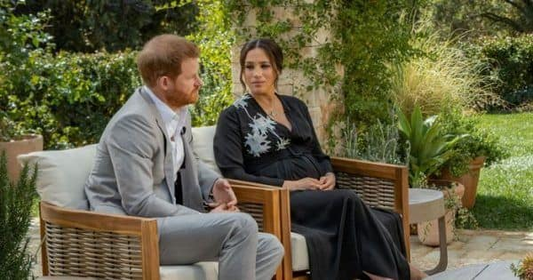 Meghan Markle's dress for the Oprah Winfrey interview cost as much as a Datsun car