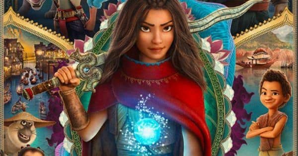 Raya and the Last Dragon movie review: Disney's latest plays likes a poor step-cousin of How to Train Your Dragon and Indiana Jones – what to watch this week