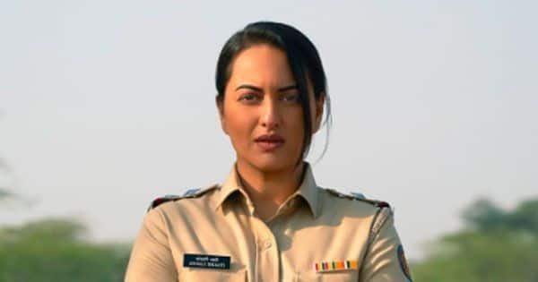 Bollywood News – Sonakshi Sinha's FIRST LOOK as a tough-rustic cop in her debut web series is the perfect Women's Day treat