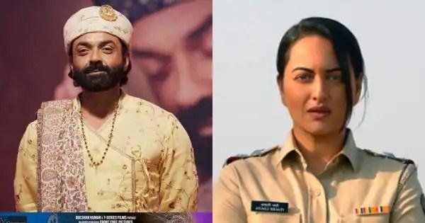 Aashram season 2 release date, Saina trailer, Sonakshi Sinha's FIRST LOOK in her OTT debut