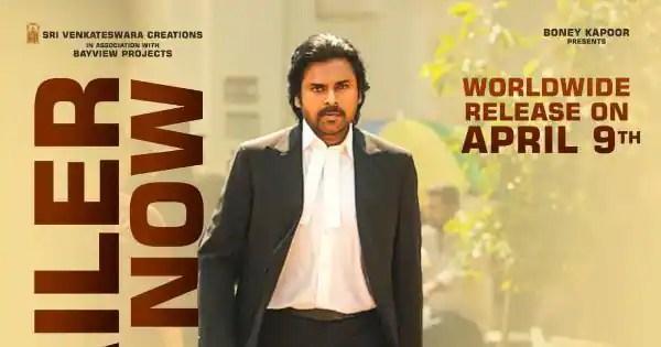 Pawan Kalyan's remake of Amitabh Bachchan's Pink