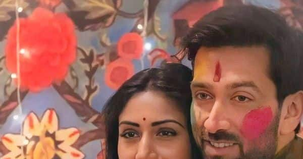 Surbhi Chandna and Nakuul Mehta's throwback pictures make us wish for another season of Ishqbaaaz
