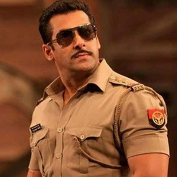 Salman Khan in Dabangg franchise