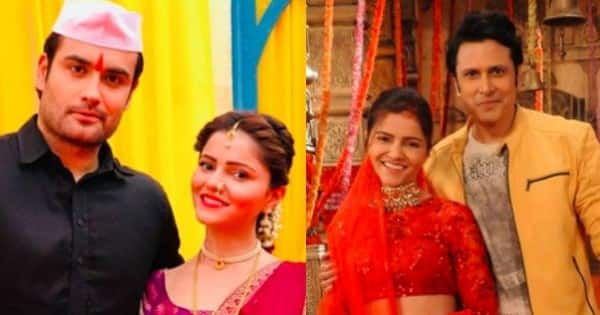 Missing Vivian D'Sena aka OG Harman in Shakti Astitva Ke Ehsaas Ki? Here are some throwback pictures of the actor with Rubina Dilaik aka Saumya