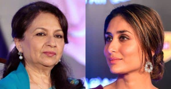 Kareena Kapoor Khan reveals why mother-in-law Sharmila Tagore hasn't been able to meet her newborn yet
