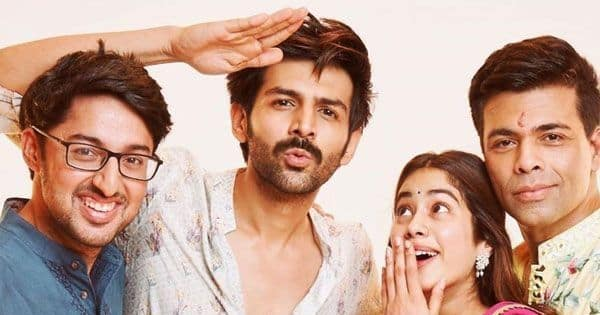 OMG! Has Karan Johar fired Kartik Aaryan from Dostana 2? Here's how the actor's fans have reacted