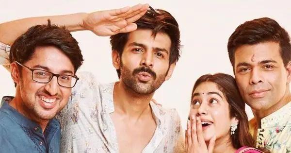 OMG! Has Karan Johar fired Kartik Aaryan from Dostana 2? Here's how the actor's fans have reacted