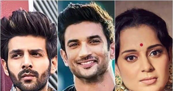 'Like Sushant Singh Rajput, don't force Kartik Aaryan to hang himself,' Kangana Ranaut sends out a strong message to Karan Johar