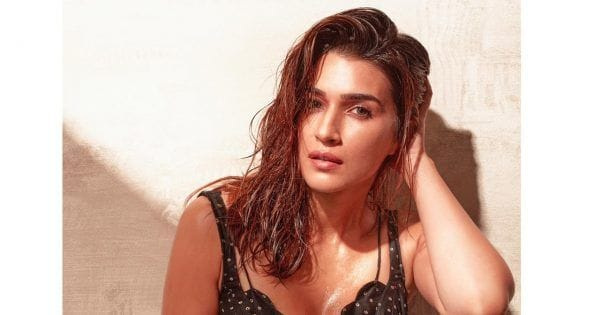 Bachchan Pandey, Hum Do Hamaare Do, Bhediya — the COVID-19 pandemic is unable to slow Kriti Sanon down as she's about to wrap up 3 shoots