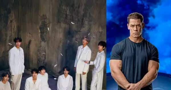 John Cena credits BTS ARMY for inspiring him to write his new book