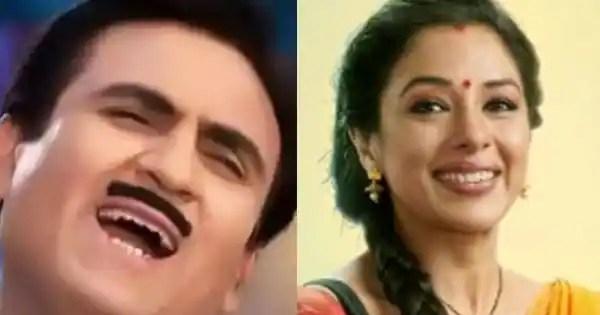 Taarak Mehta Ka Ooltah Chashmah continues to rule followed by Anupamaa and Indian Idol 12